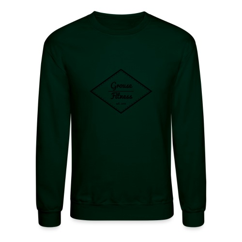Grouse Fitness High Quality Logo png - Unisex Crewneck Sweatshirt