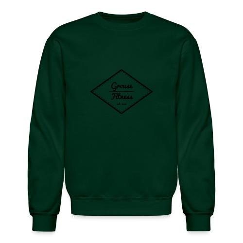 Grouse Fitness High Quality Logo png - Unisex Crewneck Sweatshirt
