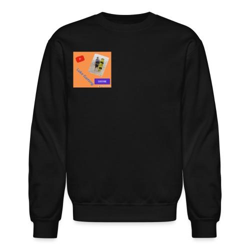 Luke Gaming T-Shirt - Crewneck Sweatshirt