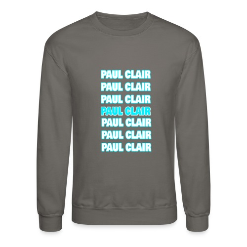 Paul Clair Stand Out Adult - Crewneck Sweatshirt