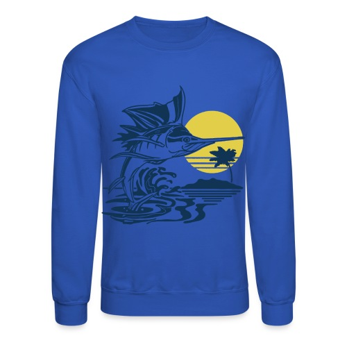 Sailfish - Crewneck Sweatshirt