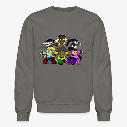 The Guardians of the Cloudgate, no logo - Crewneck Sweatshirt