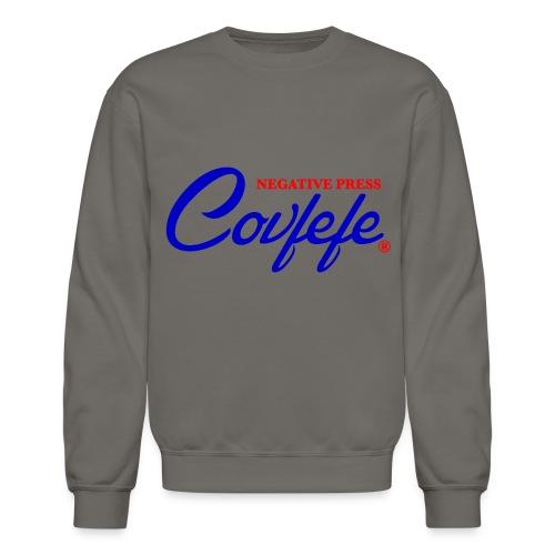 Negative Press Covfefe - Crewneck Sweatshirt