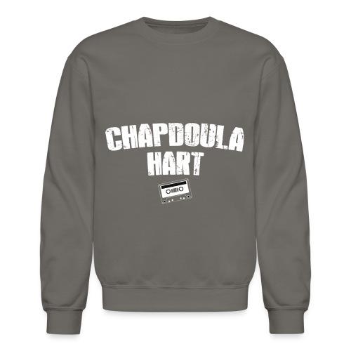 CHAPDOULA_cassette_BLANC - Unisex Crewneck Sweatshirt