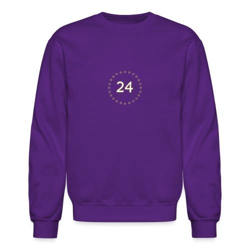 24 stars - Crewneck Sweatshirt