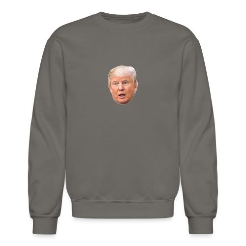 I will build a wall - Crewneck Sweatshirt