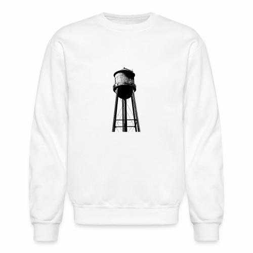 Water Tower - Crewneck Sweatshirt