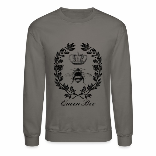 Vintage Queen Bee - Crewneck Sweatshirt
