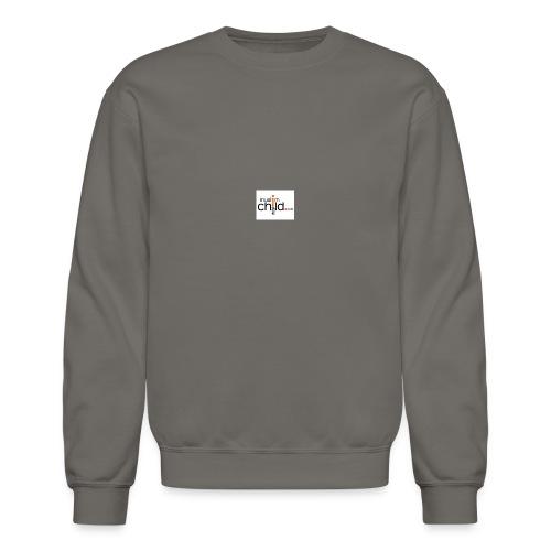 muslimchildlogo - Crewneck Sweatshirt