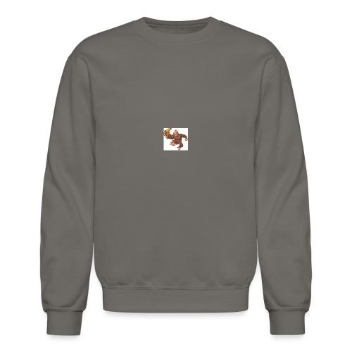 louiz fly out - Crewneck Sweatshirt