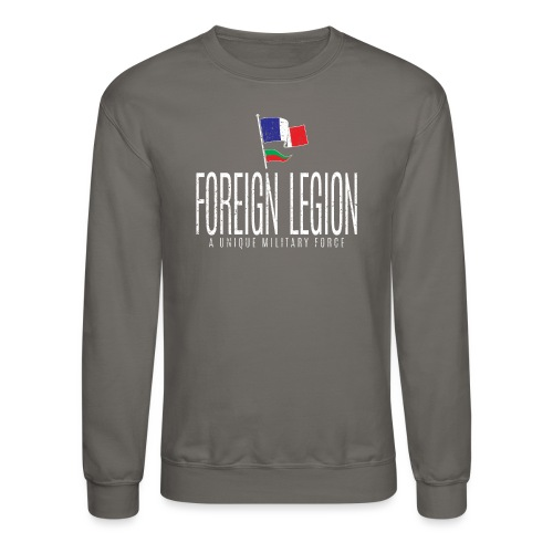 Foreign Legion - Unique Force - Crewneck Sweatshirt