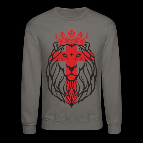 Lion Hearted - Crewneck Sweatshirt