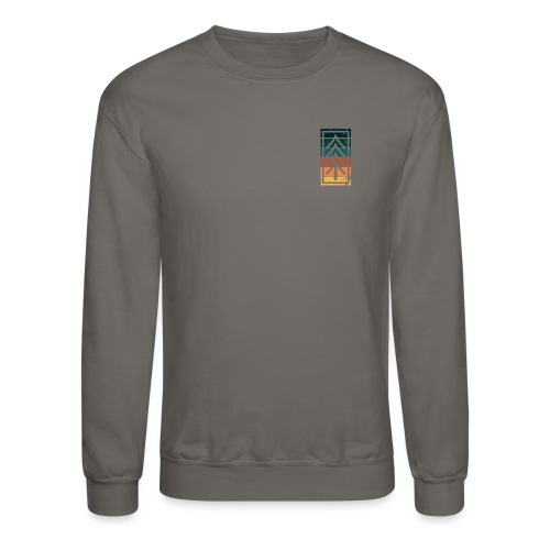 Ventures Belong To The Adventurous || VAN LIFE - Unisex Crewneck Sweatshirt