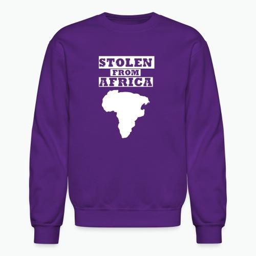 SFA LOGO WHITE - Crewneck Sweatshirt