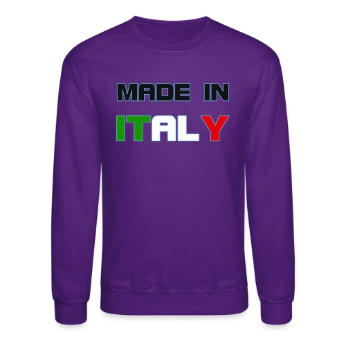 Made in Italy - Crewneck Sweatshirt