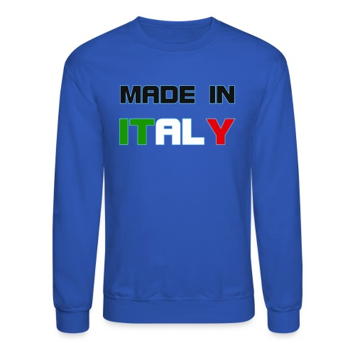 Made in Italy - Crewneck Sweatshirt