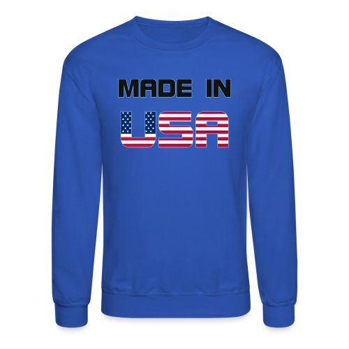 Made in USA - Crewneck Sweatshirt