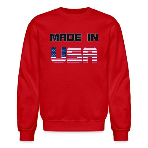 Made in USA - Crewneck Sweatshirt