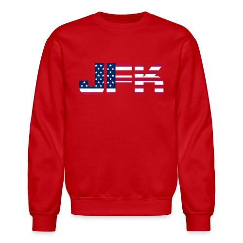 JFK - Crewneck Sweatshirt