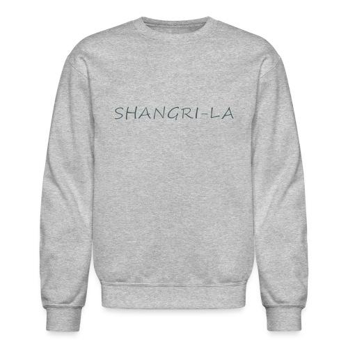 Shangri La silver - Crewneck Sweatshirt