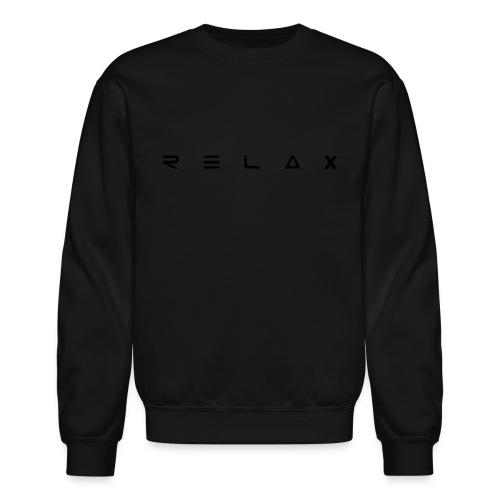 Relax - Crewneck Sweatshirt