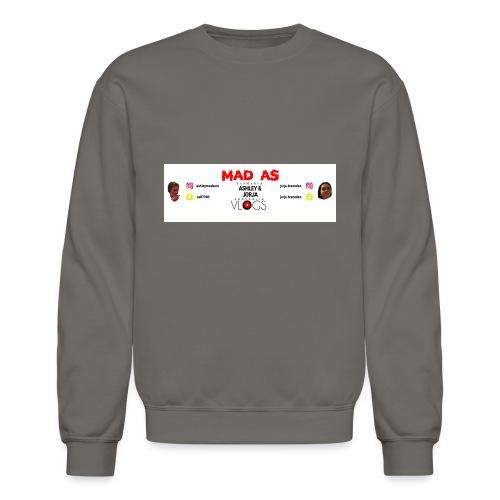 Banner - Crewneck Sweatshirt