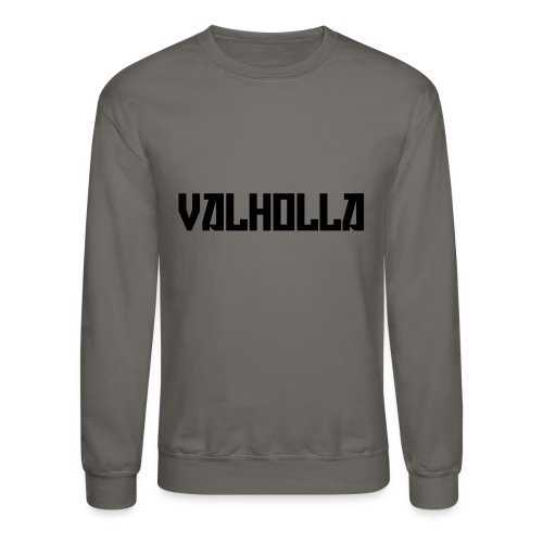 valholla futureprint - Crewneck Sweatshirt
