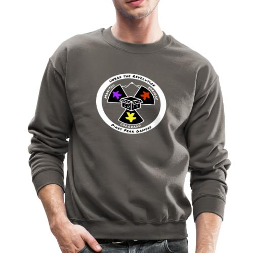 Pikes Peak Gamers Convention 2019 - Clothing - Crewneck Sweatshirt