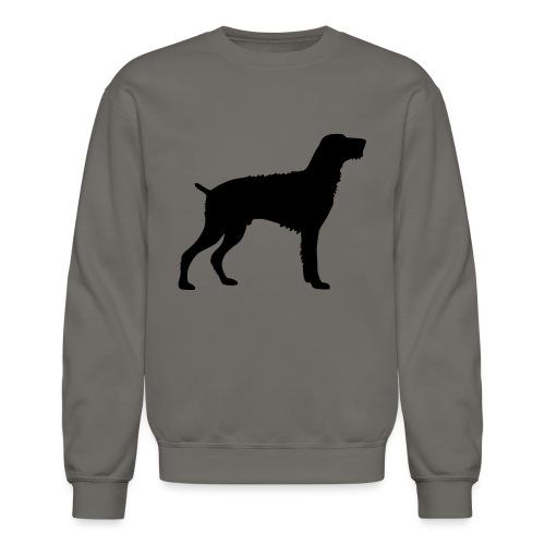 German Wirehaired Pointer - Crewneck Sweatshirt