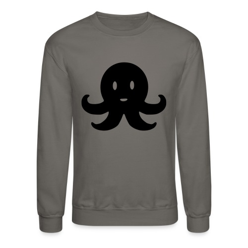 Cute Octopus - Unisex Crewneck Sweatshirt