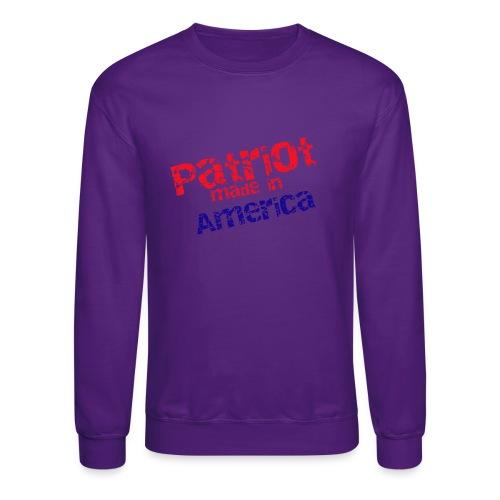 Patriot mug - Crewneck Sweatshirt