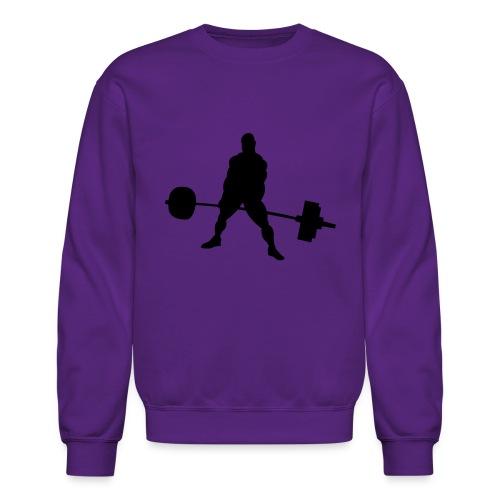Powerlifting - Crewneck Sweatshirt