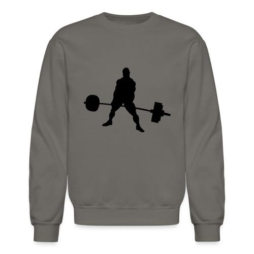 Powerlifting - Unisex Crewneck Sweatshirt