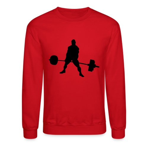 Powerlifting - Crewneck Sweatshirt
