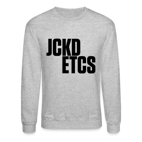 JE_BACK - Crewneck Sweatshirt