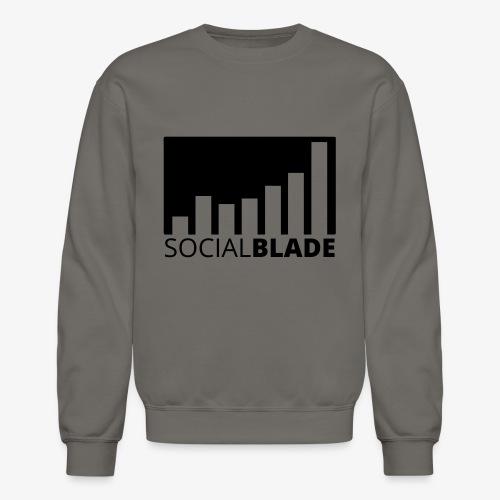 SB Blackout Logo - Unisex Crewneck Sweatshirt