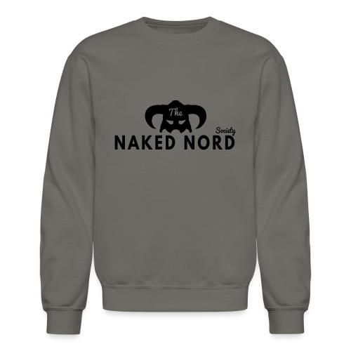 The Naked Nord Society - Crewneck Sweatshirt