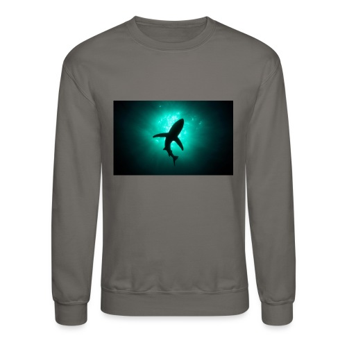 Shark in the abbis - Crewneck Sweatshirt