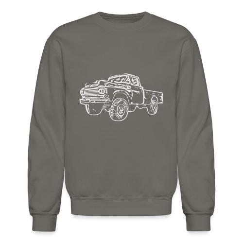 gnarlyTruck - Unisex Crewneck Sweatshirt