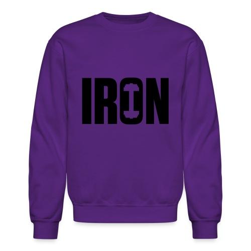 IRON WEIGHTS - Crewneck Sweatshirt