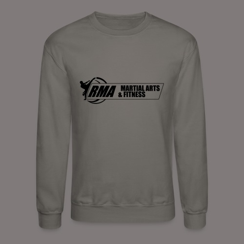 RMA-full-logo-Front-1clr- - Crewneck Sweatshirt