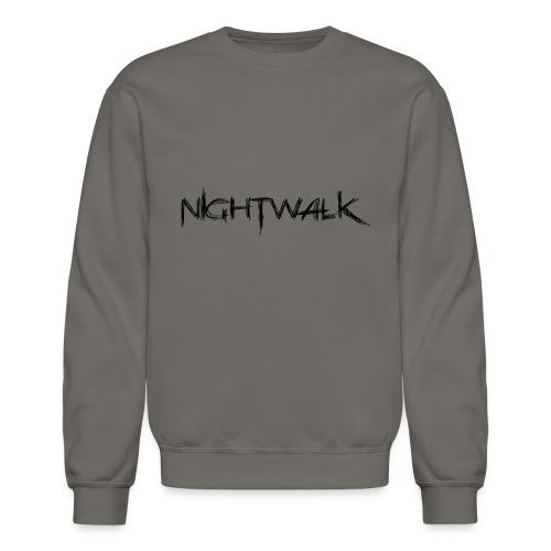 Nightwalk Logo - Crewneck Sweatshirt