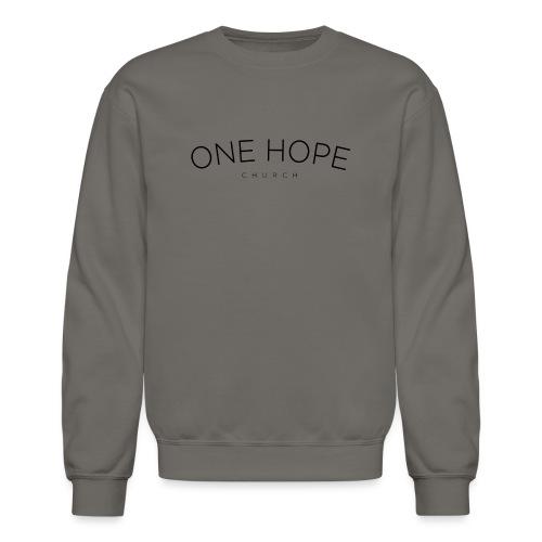 One Hope Church - Unisex Crewneck Sweatshirt