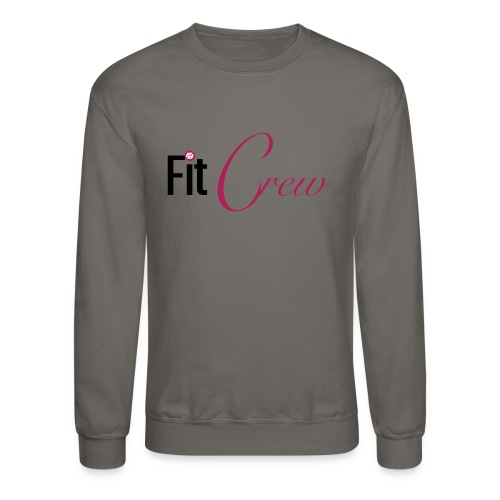 Fit Crew - Crewneck Sweatshirt