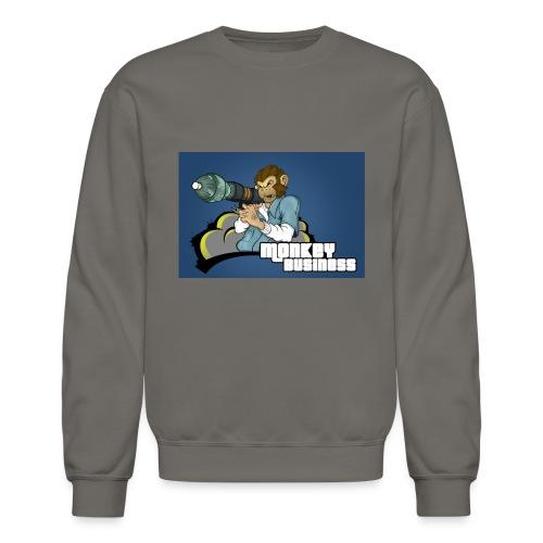 MonkeyBuisness - Crewneck Sweatshirt