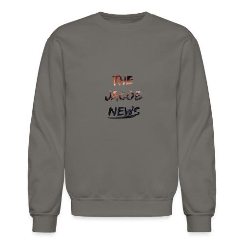 jacob news - Crewneck Sweatshirt