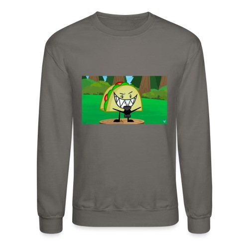 EVIL TACO ha - Crewneck Sweatshirt