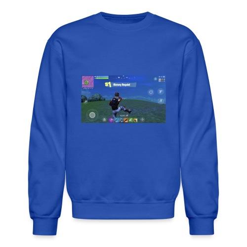 My First Win! - Crewneck Sweatshirt
