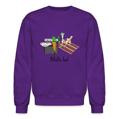 Alfalfa Bet - Crewneck Sweatshirt
