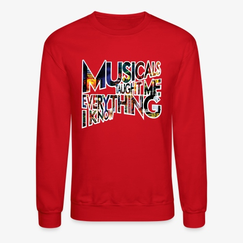 MTMEIK Broadway - Crewneck Sweatshirt